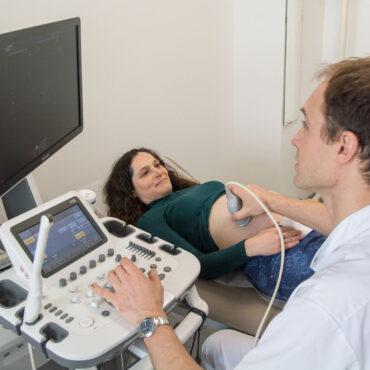3D/4D ultrazvukové vyšetření